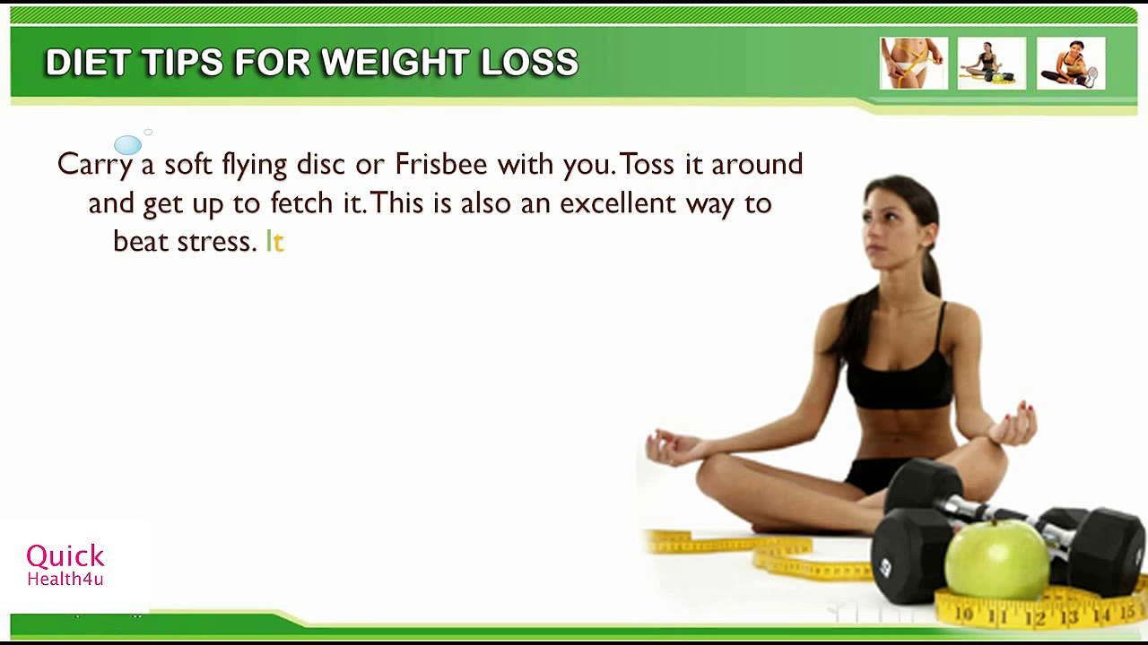 Stress – Weight Loss Tips – Weight Loss Exercises