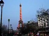 Paris: Eiffel Tower 2006