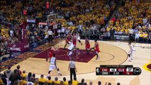 Kyrie Irving Amazing Reverse Layup _ Bulls vs Cavaliers _ Game 1 _ May 4, 2015 _ NBA Playoffs