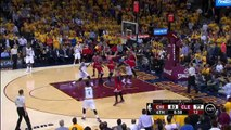 Kyrie Irving Layup And-One _ Bulls vs Cavaliers _ Game 1 _ May 4, 2015 _ NBA Playoffs