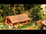Miniatur Wunderland Hamburg Unfall bei Baumfällarbeiten im Kleingarten MiWuLa