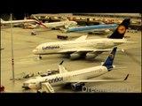 Miniatur Wunderland Hamburg Flughafen Knuffingen Airport 1:87 MiWuLa
