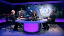 Nobel Prize Genius Joseph Stiglitz versus Hugh Hendry BBC February 2010.mp4