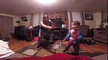 Un Papa Qui Joue avec son Fils est un Super PAPA