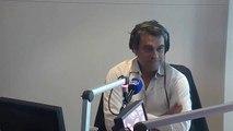 Philippe Guillard, invité de France Bleu Béarn