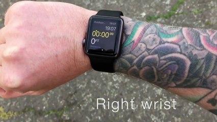 Tattoo-gate : les tatouage font bugger l'Apple Watch !