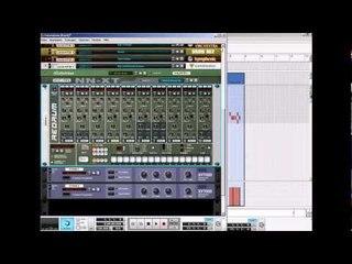 Reason 5 Hip-Hop Tutorial Part 1 Drums Deutsch