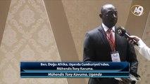 Mühendis Tony Kavuma, Uganda