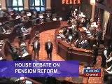 Rep Mike Bost Explodes on House Floor in Pension Debate