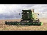 Harvest 2010: John Deere C670i And John Deere 6930