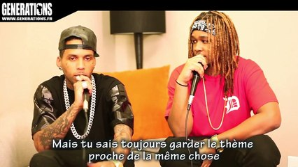 Kid Ink & Baloo - Interview #Generations