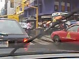 SLOW DRIVING IN COSTA RICA