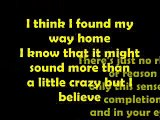 I Knew I Loved You Lyrics On Screen by Savage Garden