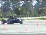 Auburn FSAE 2004, Driving for fun & style points