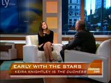 Kiera Knightley, The Duchess