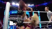 Charlotte vs. Sasha Banks- WWE Main Event, Women Wrestling