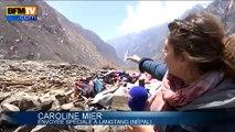 Népal: le village de Langtang n'est plus que poussière après le séisme