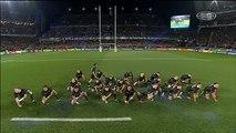 Rugby: World Cup - Dance Haka - New Zealand vs France - (Final) 2011