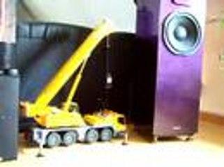 RC CRANE, HEAVY BIG RC CANE, RC BUILDING MACHINES, RC ROADWORKER  www.modellkran.de
