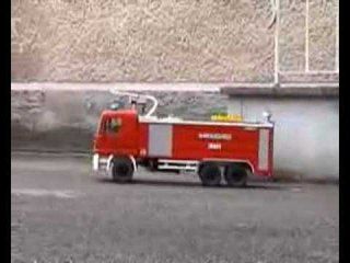 RC FIRE TRUCK, RC FIRE ENGINE, RC FEUERWEHR, RC Modellhaus in Vollbrant,