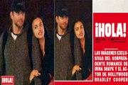 Las primeras fotos de Irina Shayk y Bradley Cooper