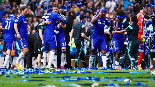 Chelsea Premier League Champions on 3 Minute Warning