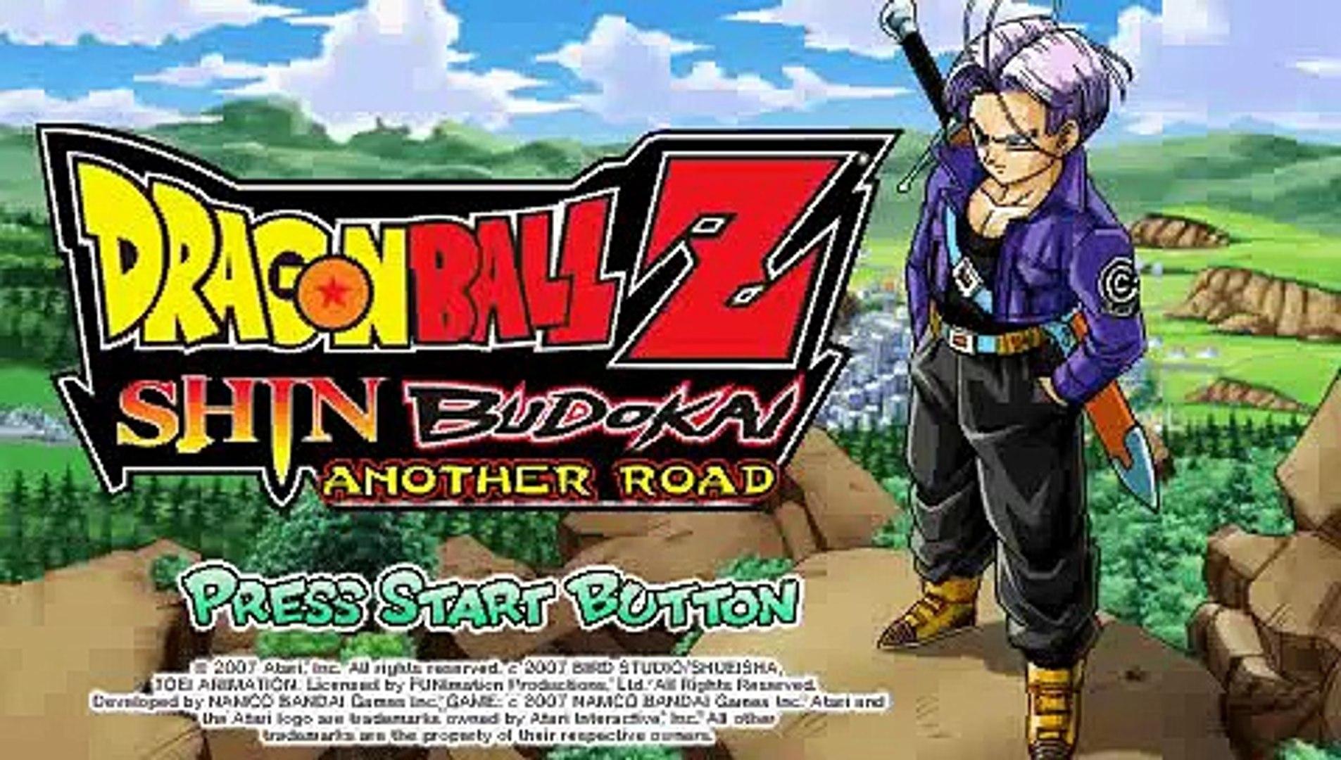 DBZ Shin budokai Another Road MOD