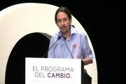 Pablo Iglesias desgrana el programa de Podemos