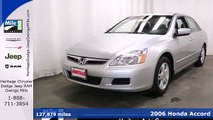 2006 Honda Accord Baltimore MD Owings Mills, MD #CP115043 - SOLD