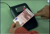 A fantastic machine for to check your banknotes