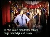 George Ajjan on Election Day 2004 - from Netwerk