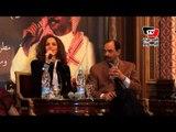 مؤتمر صحفي لـ«آمال ماهر وعبادي الجوهري» حول