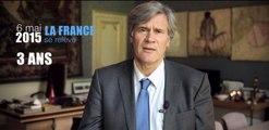 6 mai 2015: La France se relève!  Stéphane Le Foll présente l'Agenda des réformes