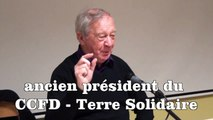 """1 - """"Plaidoyer pour une mondialisation solidaire"""" par René Valette CCFD - Terre Solidaire"""