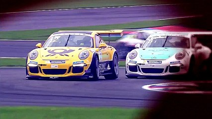 Porsche Carrera Cup mit Doppelsieg