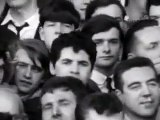 Dailymotion   The Kop Anfield 1964 Liverpool v Arsenal, a video from atterberg  liverpool, football, anfield, kop, chant