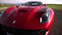 Killing Tires With a Ferrari F12 -- /CHRIS HARRIS ON CARS