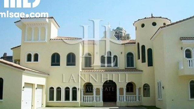 6 Bedroom Signature Villa with European Gallery View  Priced To Sell/ Motivated Seller - mlsae.com