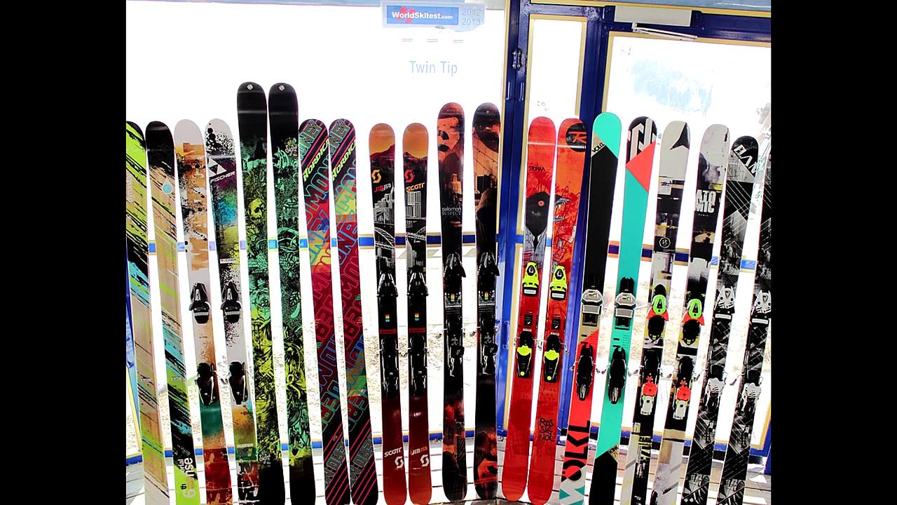 Welcher Ski ist der richtige? Welcher Ski kann was?