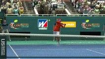 Virtua Tennis 4 Gameplay: Rafael Nadal Vs. Philipp Kohlschreiber | US Super Tennis