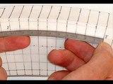 bending tests using foam beams.