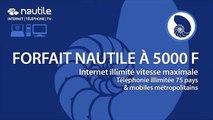Internet illimité en Nouvelle-Calédonie avec Nautile (teasing Océane 2.0 - Novembre 2014)