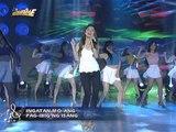 "YouTube sensation Donnalyn Bartolome singing ""Kakaibabe"""