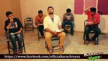 Unity During MCQs Exam By Karachi Vynz-Most Funny Video 2015