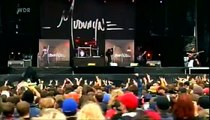 Mudvayne - Not Falling Live Rock Am Ring 2005!