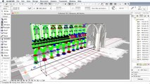 Classics modeled with ArchiCAD - Wells Cathedral, Wells, Somerset, England
