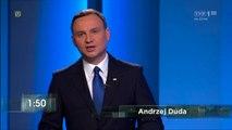 Andrzej Duda - Dlaczego startuję? - debata prezydencka