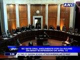 Binays to sue Trillanes for contempt