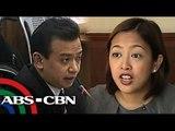 Sen. Trillanes, planong kasuhan ng contempt ng mga Binay