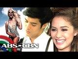 Bandila: Vice Ganda's sexy poses; Maja, JC reunite in new music video